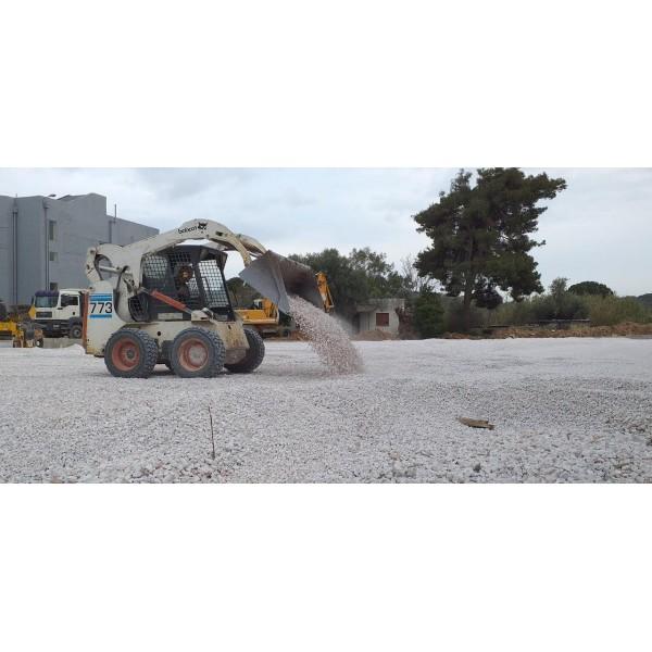 Μεταφορά αδρανών υλικών Μεταφορά αδρανών υλικών